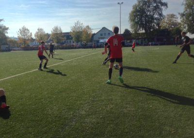 TOB-Ergebnis: Vizekreismeister im Fußball