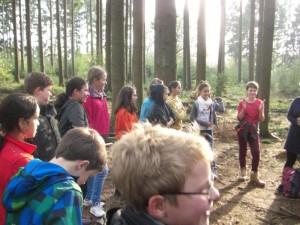 Klassenfahrt Morsbach 2014-2